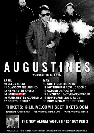 augustines tour