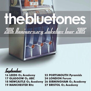 bluetones 20th