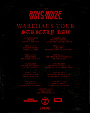 boys noize tour