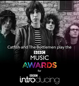 catfish & the bottlemen bbc