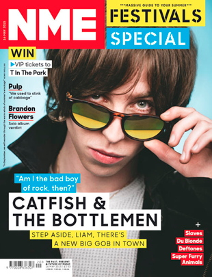 catfish in the nme