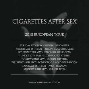 cigarettes tour