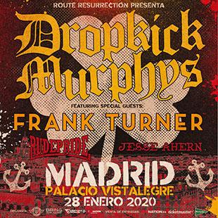 Dropkick Murphys Tour 2020.Dropkick Murphys Primary Talent International