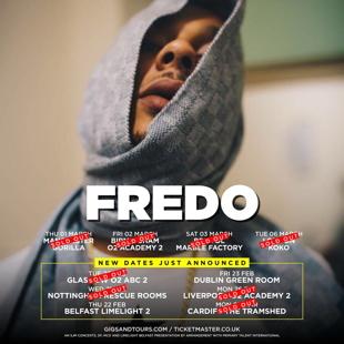 Fredo   Primary Talent International