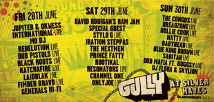 Gully Stage