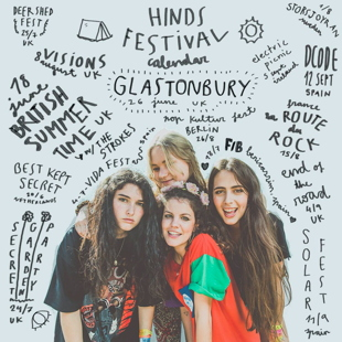 hinds summer festivals