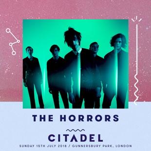 c4e2e175bcc The Horrors  Citadel Festival 2018