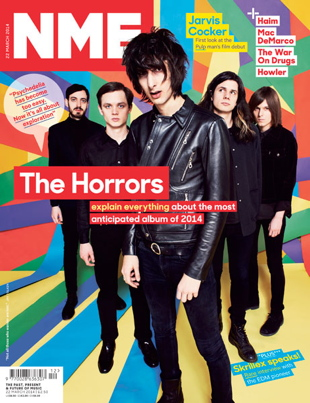 the horrors nme