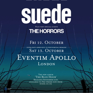 suede horrors