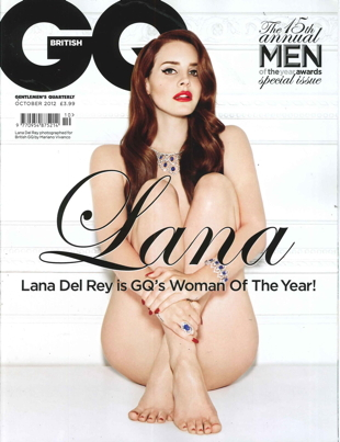 GQ Woman of the Year