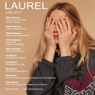 laurel tour