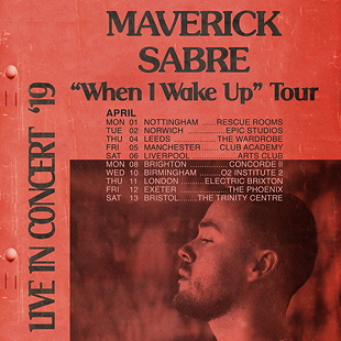 maverick sabre tour