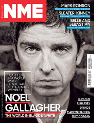 noel gallagher nme