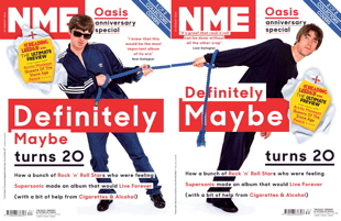 Oasis NME Covers