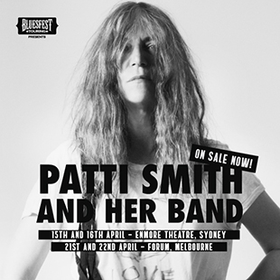 patti smith australia