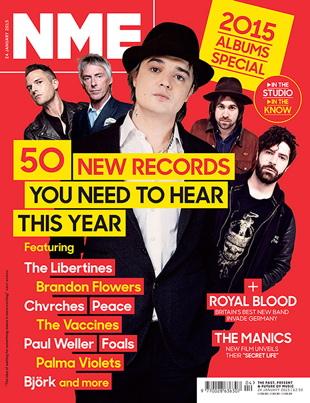 top 10 albums of 2014 nme