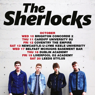 Image result for the sherlocks tour october 2018