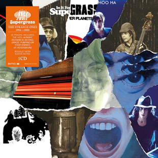 supergrass the strange ones