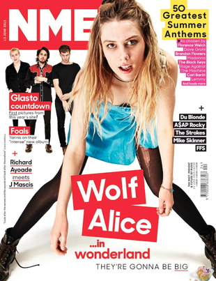 Wolf Alice NME