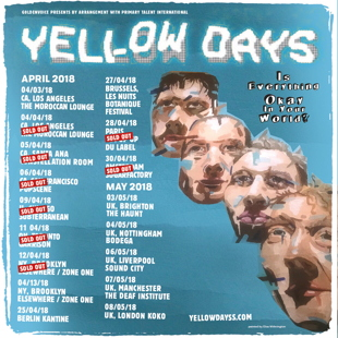 yellow days tour