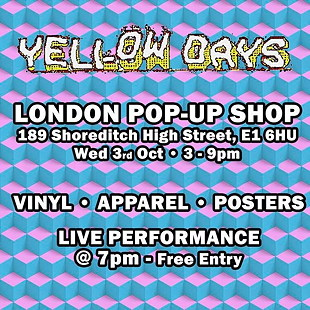 london pop up