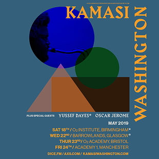 kamasi washington tour